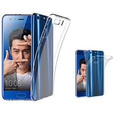 Cover Huawei Honor 9, Digital Bay Cover Huawei Honor 9 [ tpu Shock-absorption] **capsule**crystal Clear** Assorbimento Di Scossa Chiaro Tpu Goccia Protezione, Custodia Huawei Honor 9