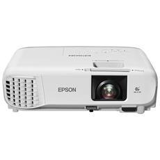 Proiettore EB-W39 3LCD HD 3500 ANSI Rapporto di Contrasto 15000: 1 HDMI / USB