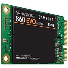 SAMSUNG - SSD 500 GB Serie 860 EVO mSATA Interfaccia Sata...