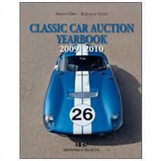 Classic car auction 2009-2010. Yearbook