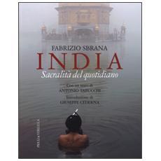 India. Sacralità del quotidiano