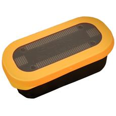 Scatola Bait Box 1 Pint Arancio Nero Unica