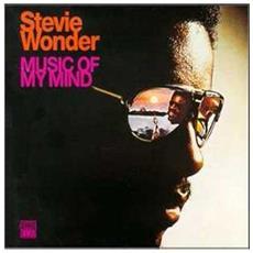 Stevie Wonder - Music Of My Mind (Back To Black 180 Gr.)