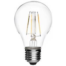 Vivida - E27 Goccia Filament Led 4w 3000k 410lm 30000 Ore