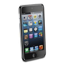 Cellularline MP3SHCKITOUCH5BK Cover Nero custodia MP3 / MP4