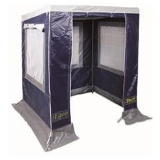 Tenda Cabina Blu PVC 300D Rinforzato 19 mm 205 x 190 cm PIC140