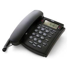 Telefono Multifunzione con Vivavoce e identificatore Chiamante colore Grigio Scuro