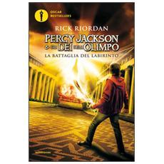 La battaglia del labirinto. Percy Jackson e gli dei dell'Olimpo. Vol. 4