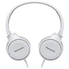 Cuffie con Microfono Cablato RP-HF100ME-W Colore Bianco