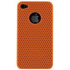 COVPERFFLUOIP4SO Cover Arancione custodia per cellulare
