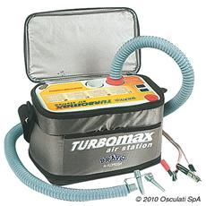 Gonfiatore Bravo Turbo Max 12 V