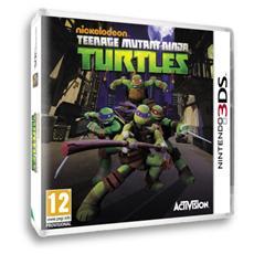 N3DS - Teenage Mutant Ninja Turtles