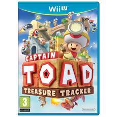 WiiU - Captain Toad: Treasure Tracker