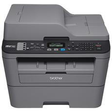 BROTHER - Stampante Multifunzione MFC-L2700DW Laser B / N Stampa Copia Scansione Fax 26 Ppm Wi-Fi Usb Ethernet