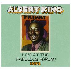 Albert King - Live Fabulous Forum 1972