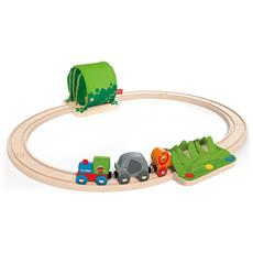 Set Ferrovia Della Giungla E3800