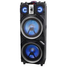 Xfest Altoparlante Amplificato 300w Xf 4000 Dj