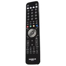 RM-F01, Pulsanti, IR Wireless, Nero, Set-top box TV, , IHDR-5050C