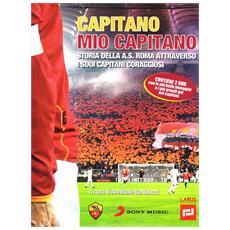 Capitano Mio Capitano (2 Dvd+Libro)