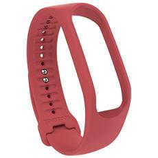 Braccialetto Fitness Touch Small - Rosso Corallo
