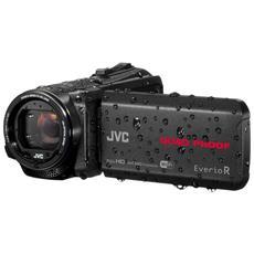 Videocamera Full HD QUAD PROOF Everio R Fotocamera 10 Megapixel, Wi-Fi, Memoria integrata da 8GB Colore Nero