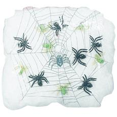 Ragnatela Decorativa Per Halloween Taglia Unica
