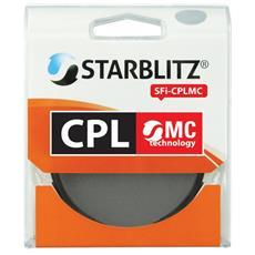 Filtro Polarizzatore Circolare Sficplmc72 Multistrato Per Obiettivo Da 72 Mm, Colore: Nero