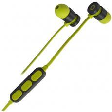 TM-FRMUSIC-YE Techmade Auricolari Bluetooth Yello W