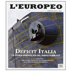 L'europeo (2013) . Vol. 5: Deficit Italia.