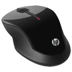 X3500 Mouse Ottico Wireless 2.4 GHz 3 pulsanti con Ricevitore