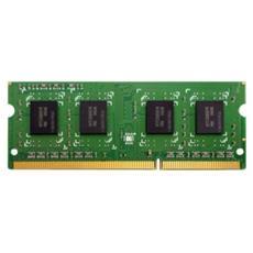 DDR3 - 4 GB - SO DIMM 204-pin - 1600 MHz / PC3-12800 - senza buffer