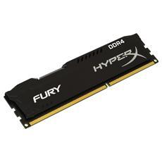 KINGSTON - Memoria Dimm HyperX Fury 8 GB (2x 4 GB) DDR4 2400...