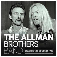 Allman Brothers Band - Crackdown Concert 1986