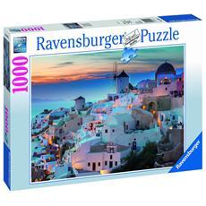 Puzzle 1000 Santorini