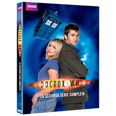 Brd Doctor Who - Stagione 02 (4 Brd)