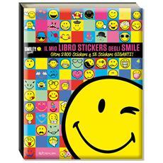 Smiley World - Il Mio Libro Stickers Degli Smile