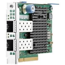 Adattatore di rete PCIe 3.0 x8 10 Gigabit SFP+ x 2 per Apollo 4200 Gen9 / ProLiant DL180 Gen9 / DL80 Gen9 / ML110 Gen9