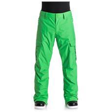 Pantalone Uomo Porter Ins Verde Xl