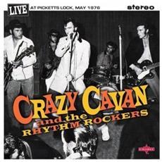 "Crazy Cavan - Live At Picketts Lock 1& 2 (2x10"")"