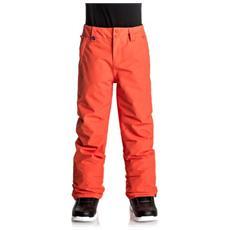 Estate Youth Pant Pantalone Snowboard Bambino Tg. Anni 8a