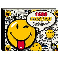 Smiley World - Emoticon Time - 1600 Stickers