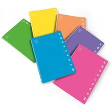 conf. 10 Quaderni A4 Dillo conun quaderno 4 mm 02268014M