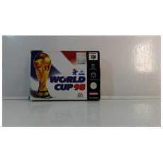 64 World Cup 98 Nuovo 98