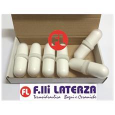 Ricarica Per Dosatore Di Polifosfato Confezione Da 12 Pezzi Ricariche Sale