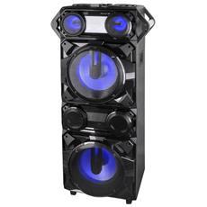 Xfest Altoparlante Amplificato 400w Xf 4200 Dj