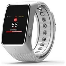 "Zewatch4 Display 1.3"" Bluetooth con Cardiofrequenzimetro Taglia Regolare Bianco - Italia"