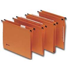 Cartella Fibrone Arancione 33 x 25 25 pz 210400