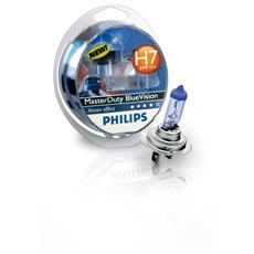 Lamp. 24v - H7 Masterduty Blu