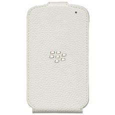 Flip Cover Custodia Originale per Q10 - Bianco