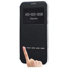 Custodia Flip Smart Cover Di Protezione Nera Per Samsung Galaxy S8 G950